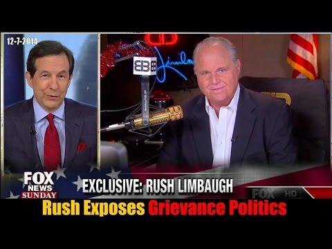 Exclusive: Rush Limbaugh on Fox News Sunday