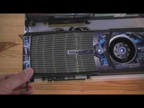 Gigabyte GTX480! by Laczupakabra