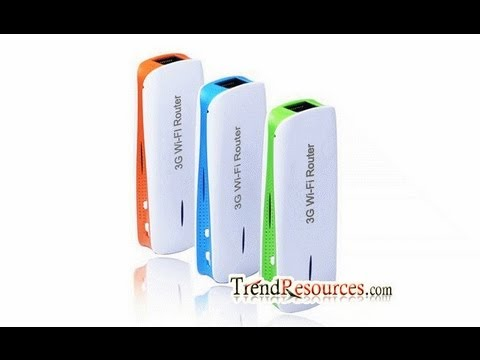 Como configurar o mini  roteador wireles para modem 3G