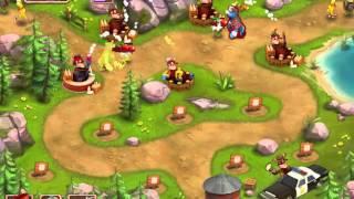 Прохождение игры коровы против пришельцев 24 уровень