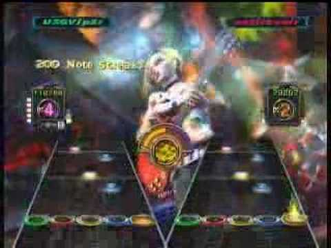 Cliffs Of Dover - Guitar Hero 3 Expert Online