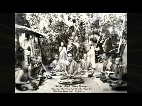 Đôi nét về Đức Tổ sư Minh Đăng Quang