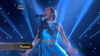 La Academia Kids - Nahomy Campas - I Will Always Love You - La Final