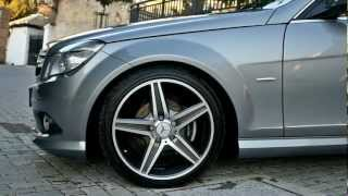 Mercedes-Benz C 220 CDI AMG (W204) by FirstClassCarCare