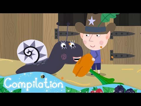 Ben and Holly's Little Kingdom   Miss Jolly's Riding Club   Triple Episode #13