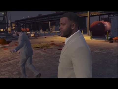 Killing Trevor - GTA 5 Finale [HD]
