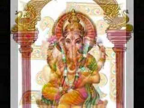 Ganesha Pancharatna Sthothram