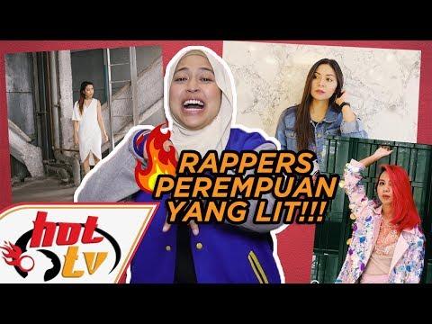 Rappers wanita Malaysia yang anda kena tahu!