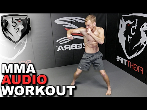 MP3 Fighter Workout: Kick/Boxing/MMA Audio Instruction
