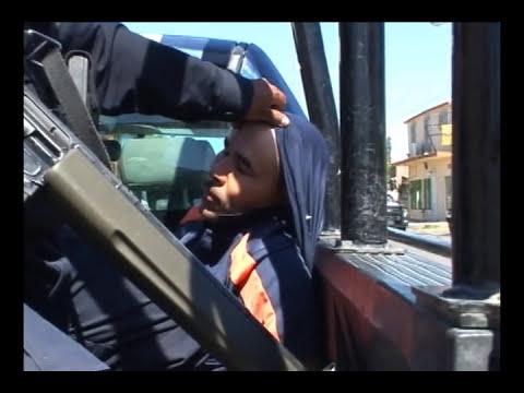 Policias federales se enfrentan a balazos con malandros