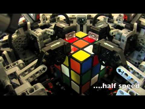 Watch The Ultimate Cube Solver