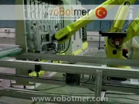 Taşıma Robotu Uygulaması 2