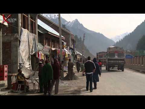 Nate in India #2 Kashmir to Kargil