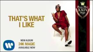 download lagu That's What I Like- Bruno Mars Clean Version gratis