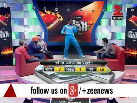 ICC World Cup 2015: Analysis of India Vs Ireland match