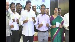AP EAMCET Results Released By Ganta Srinivas At Visakha
