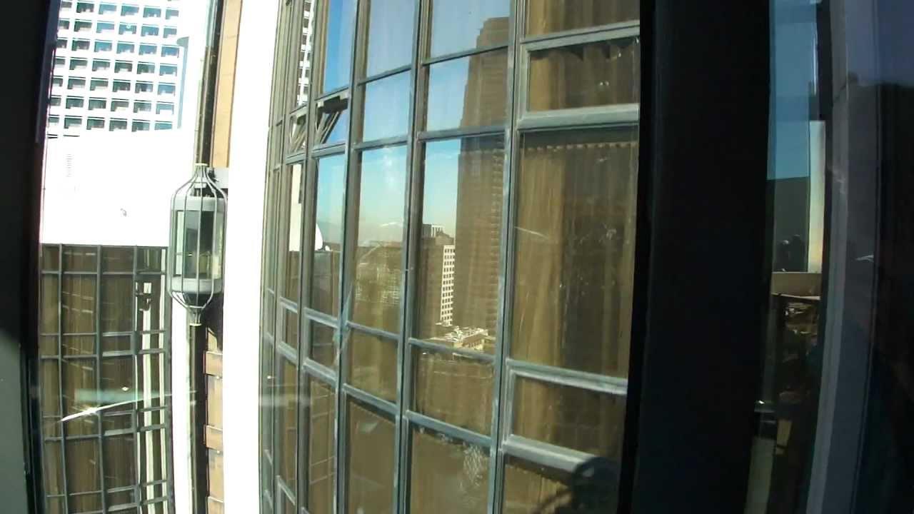 Westin Bonaventure Elevators Westin Bonaventure Hotel