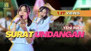 Download lagu Yeni Inka - Surat Undangan ( ) #1 Artis YouTube Chart