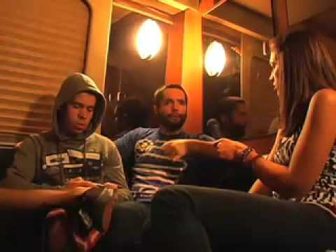 Alyssa interviews 'A Day to Remember' Music Videos