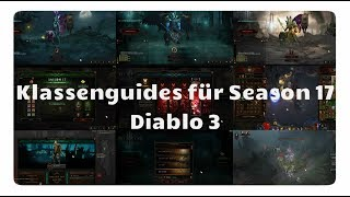 Diablo 3: Die Besten Klassen für Season 17 (Meta, Saison der Alpträume)
