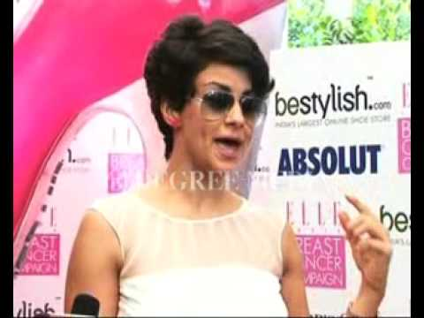 Gul Panag On She's Not Online Shopper- Bestylish's Breast Cancer Awareness video