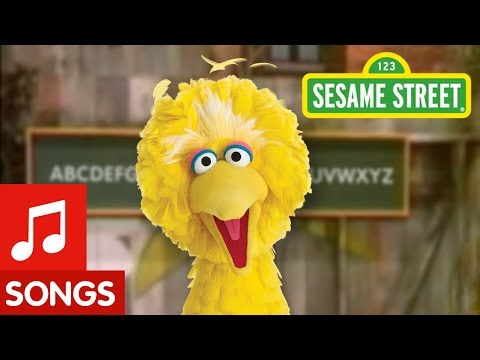 Sesame Street: Abc-def-ghi Song video