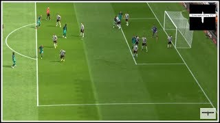 Analysing the goals | Newcastle United 1-2 Tottenham Hotspur