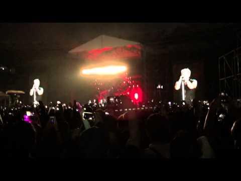 It's my Life - Bon Jovi Concert @GBK Jakarta Indonesia (11/09/2015)