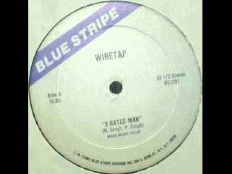 Wiretap - X-Rated Man