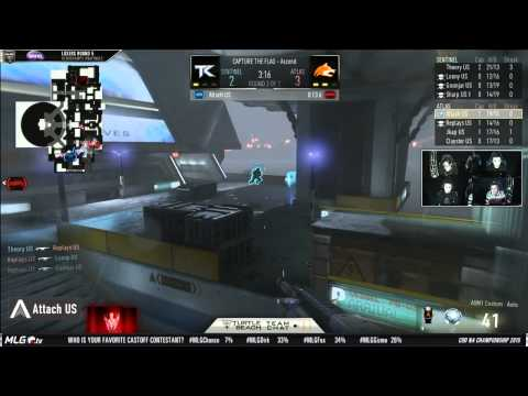 Denial Esports vs Team Kaliber - Game 4 - LR5 - North American Championships