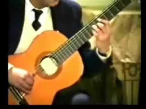 Issac Albeniz - Torre Bermeja César Amaro guitarra