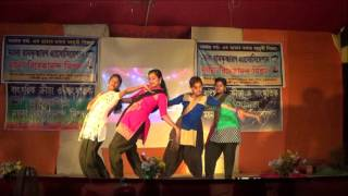 Gun  gun gunjare dance performance MRA & MVM