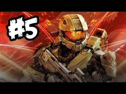 Halo 4 Gameplay Walkthrough Part 5 – [Mission 3 / Forerunner] (Xbox 360 Halo 4 Playthrough) [HD]