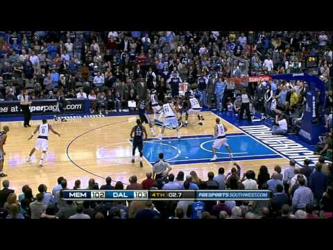 Zach Randolph Hits the Game-Winner