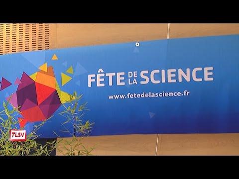 Luçon : la fête de la science