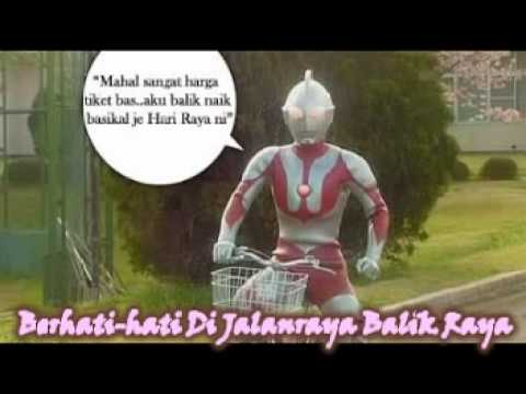 Balik Raya - Nazz Abdul Aziz video