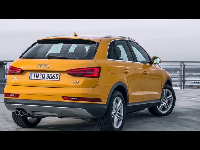 2018 Audi Q3 Redesign - Best Crossover SUVs