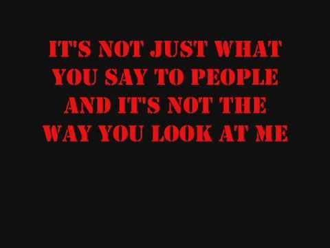 New Found Glory - Head On Collision (Lyrics)