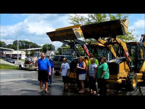 Waukesha Water Utility Ice Bucket Challenge for ALS