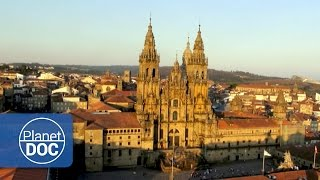 The Way of St. James (Camino de Santiago). Compostela | Documentary Part 1