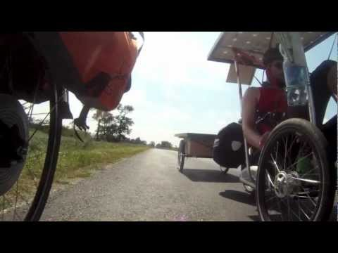 Czech Solar Team - promotional video of our participation in The Sun Trip 2013
