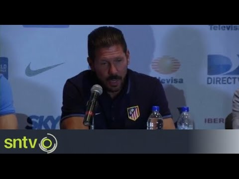 Simeone hoping to be future Argentina coach