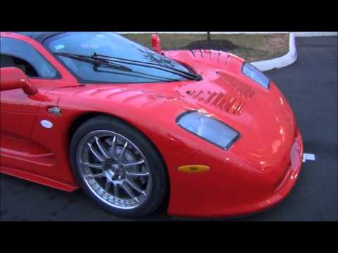VERY RARE !!! MOSLER MT900 S  Start Up And Drive