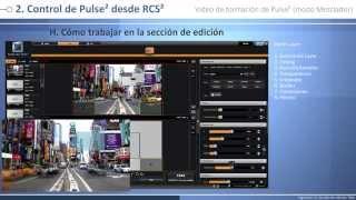 Pulse² PLS350-3G Video de formación: modo Mezclador