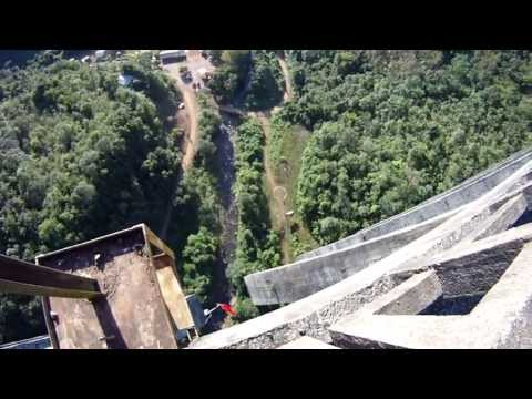 Mario Priotto no V13 - Base Jump