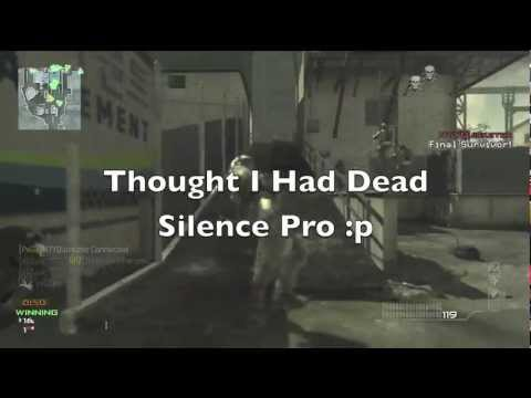 MW3 Infected: Funny Moments - Episode 1
