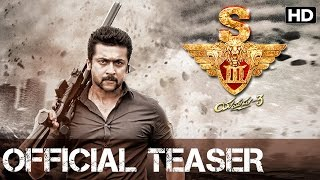 S3 aka Yamudu 3 Movie Review and Ratings