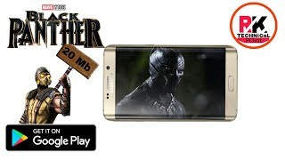 Black Panther game on your Android devices download 😱😱😱😰
