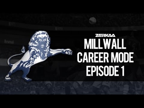 Millwall | FIFA 13 Career Mode | E001 | Squad & Transfers