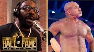 Goldberg Speaks to Booker T about Being from the Old School, WCW, Obstacles He Faced